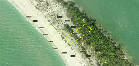 north captiva lot redfish shores