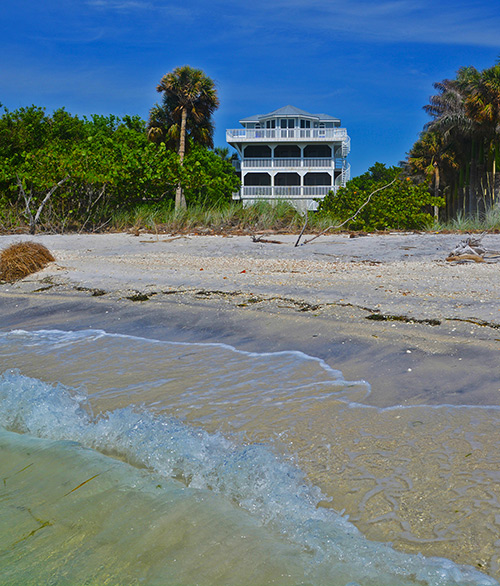 White Pelican House Captiva Island