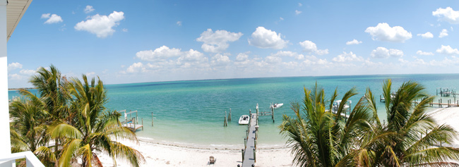 gulf views on upper captiva island