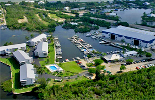 four winds marina in Bokeelia