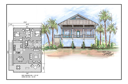 cayo costa new construction bayfront home