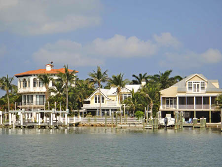 captiva bouses on the bay