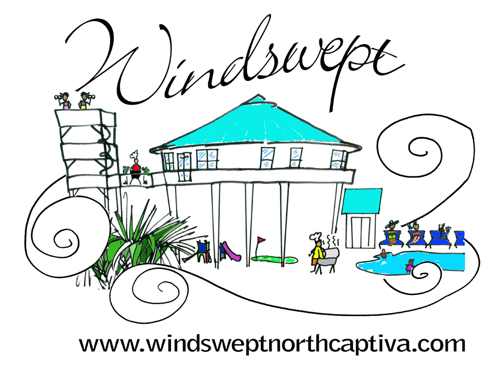 windswept beach vacation rental